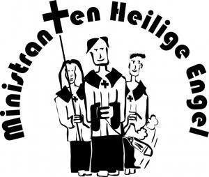 Logo der Ministranten der Pfarrei Zu den Heiligen Engeln
