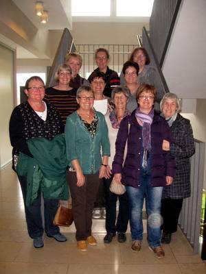 Gruppenbild des Mütterkreises